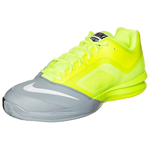 Nike Dual Fusion Ballistec Advantage Heren Tennisschoen Wit / Medium Maroon