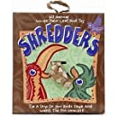 """Planet Pleasures Shredders Zig Zag 30' by 1"""" Roll Natural Bird Toy"""