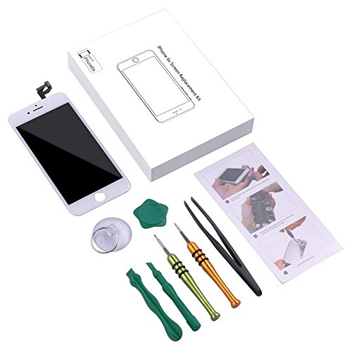 Price comparison product image Screen Replacement for iPhone 7 Digitizer Repair LCD replacement Kit iPhone 7(4.7inch) scrren assembly Black