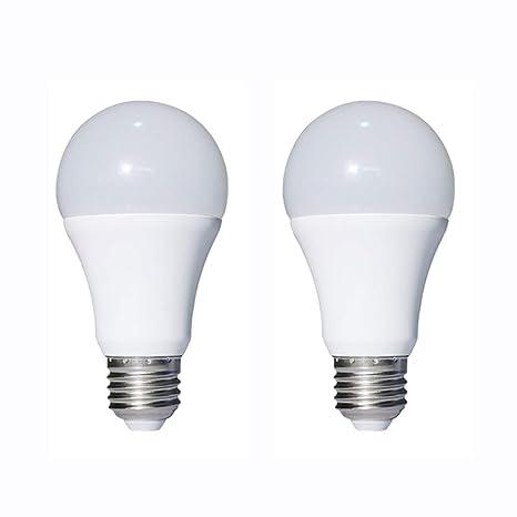 12V Low Voltage LED Light Bulbs - Daylight 7W E26 Standard Base 60W  Equivalent - DC/AC Bulb for RV, Solar Panel Project, Boat, Garden  Landscape,