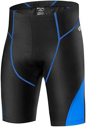 INBIKE Pantalones Cortos De Ciclismo para Hombre, Short con ...