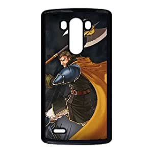 LG G3 Cell Phone Case Black Fire Emblem The Sacred Stones OJ595991