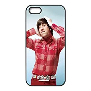 Big Bang Theory Howard iPhone 4 4s Cell Phone Case Black phone component RT_323329
