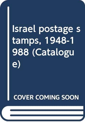 Israel postage stamps, 1948-1988 (Catalogue)