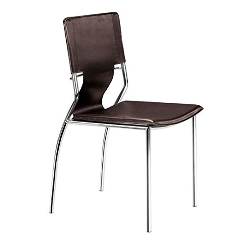 Trafico Side Chair Set of 4 by Zuo