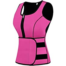 Mpeter Sweat Vest for Women, Slimming Body Shaper, Weight Loss