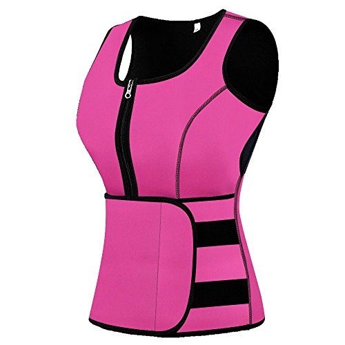 Mpeter Sweat Vest for Women