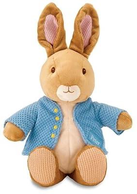 Nursery Peter Rabbit 11 Plush Stuffed Animal by Kids Preferred
