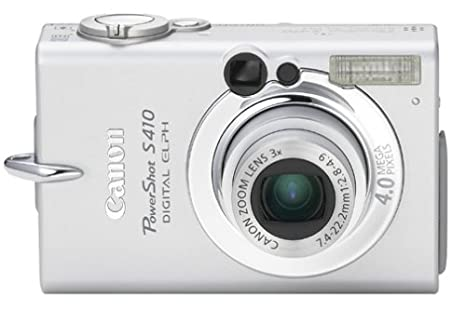 CANON S410 DRIVER UPDATE
