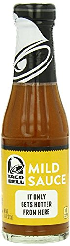 Taco Bell Home Originals, Mild Restaurant Sauce, 7.5 Oz (Pack of 2)
