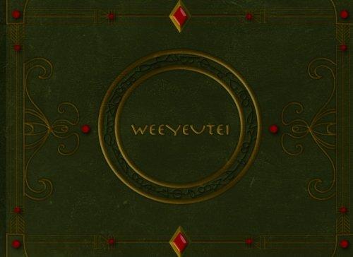 Weeyeutei: An Artbook
