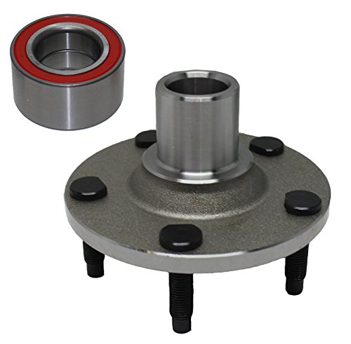 Front Hubs Bearings Mariner - Detroit Axle 518515 Front Wheel Hub Bearing Assembly for Driver or Passenger Side