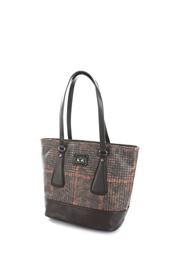 La Martina 381006 Shoulders bags Bags & Accessories Eco-leather Brown