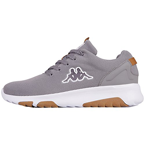 2014 new online clearance best wholesale Kappa Unisex Adults' Result Trainers Grey (1610 Grey/White 1610 Grey/White) OAoDnlw
