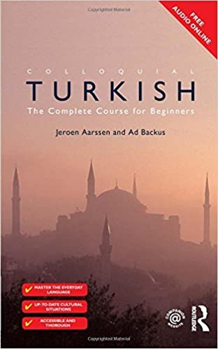 Colloquial Turkish Pdf