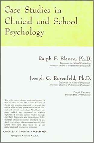Case Studies in Clinical and School Psychology