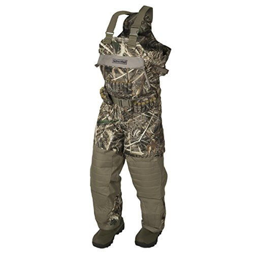 Black Label Insulated Wader - MAX5 - Size 11 - Stout (Stout Label Extra)