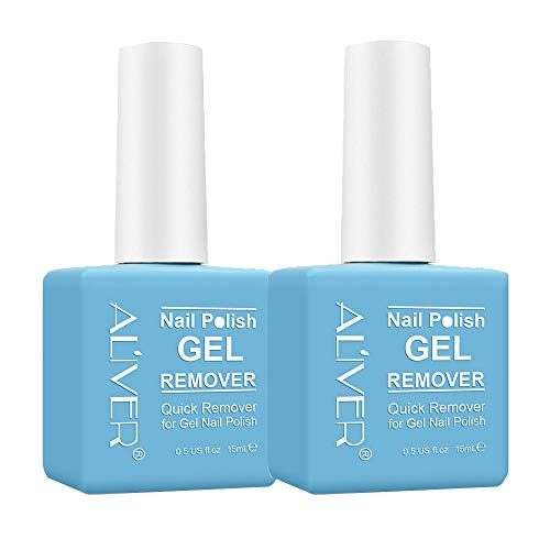 🥇 Removedor de esmalte de uñas Magic