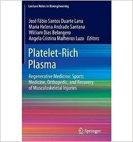 Platelet-Rich Plasma: Regenerative Medicine: Sports Medicine