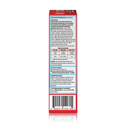 Infants' Tylenol Acetaminophen Liquid Medicine, Grape, 2 fl. oz