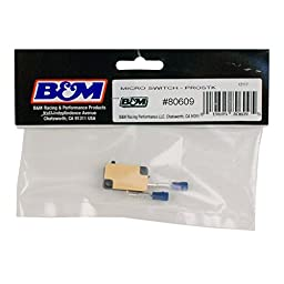 B&M 80609 Neutral/Reverse Micro Switch