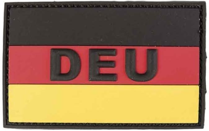 BKL1/® BW Hoheitsabzeichen 3D Patch DEU Klett 5,5x8,5cm /Ärmelabzeichen SRG 1585