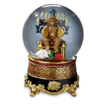 (The San Francisco Music Box Company Phantom of The Opera Phantom Memories Water Globe)