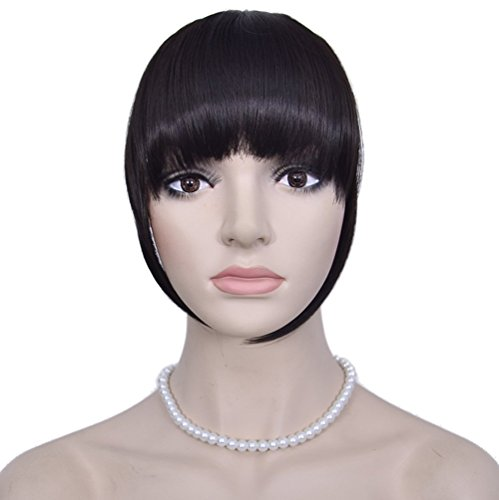 Diforbeauty Short Clips Fringe Extensions product image