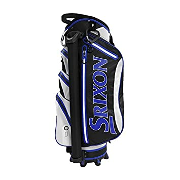 Srixon Tech Cart Bolsa para Palos de Golf, Hombre, Negro/Azul, Talla Única: Amazon.es: Deportes y aire libre