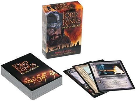 Decipher El Señor de los Anillos - Juego de cartas, diseño de ...