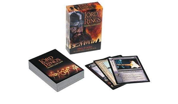 Decipher El Señor de los Anillos - Juego de cartas, diseño de Gimli (en inglés): Amazon.es: Juguetes y juegos