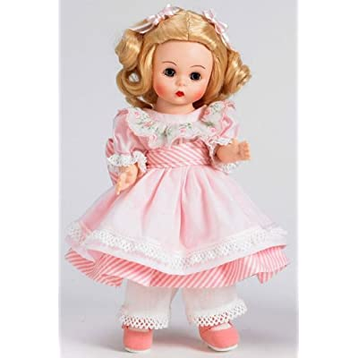 "Alexander Doll Madame, 8"" Amy, Little Women Collection: Toys & Games"