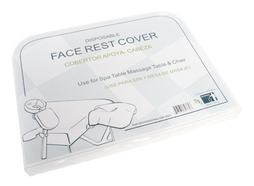 Appearus Disposable Face Rest Covers (1,000 Count)