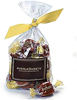 product image for AvenueSweets - Handcrafted Individually Wrapped Soft Caramels - 8 oz Bag - Vanilla