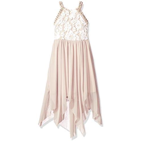 2ab07495844 Tween Diva Girls  Big Hi Low Special Occasion Dress - Women ...
