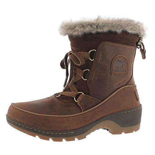 Sorel - Women's Tivoli Iii Premium Non Shell Boot, Size: 7 B(M) US, Color: Tobacco/Delta -