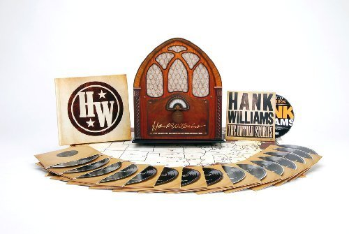 Hank Williams: The Complete Mother's Best Recordings...Plus! (15CD/1DVD) by Hank Williams (April 5, 2011) (Hank Williams The Complete Mother's Best Recordings)