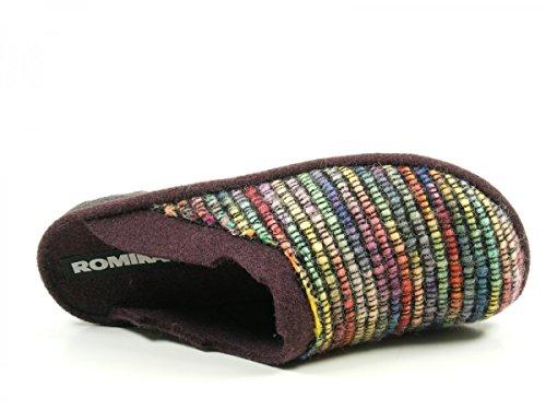 Romika Mikado 96 - Pantuflas Mujer Mehrfarbig (Multicolor (900))