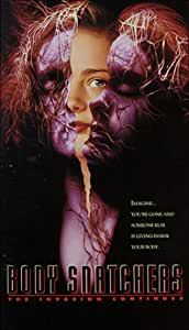 Body Snatchers [VHS]