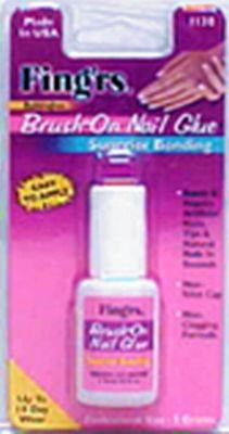 Fing'rs Brush On Nail Glue by Fing'rs Fing' Rs Company