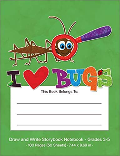 Children Books About Bugs