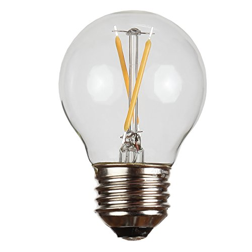 Brightech Replacement Mini Globe Shaped Nostalgic Edison inspired product image
