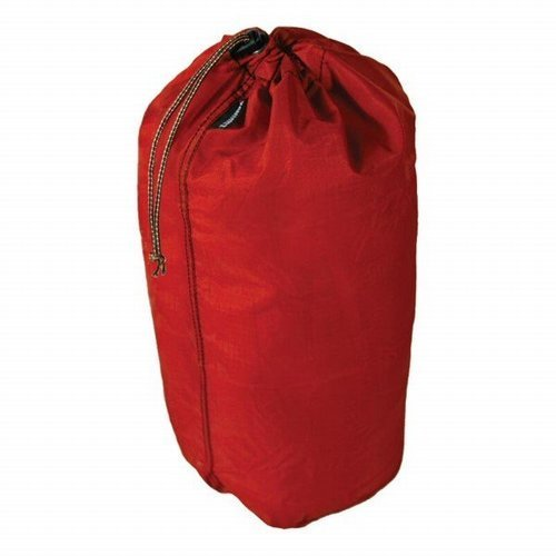 Equinox Bilby Stuff Sack (10 x 21-Inch, Red)