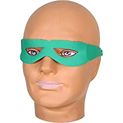 Adult Batman Riddler Costume Eye Mask