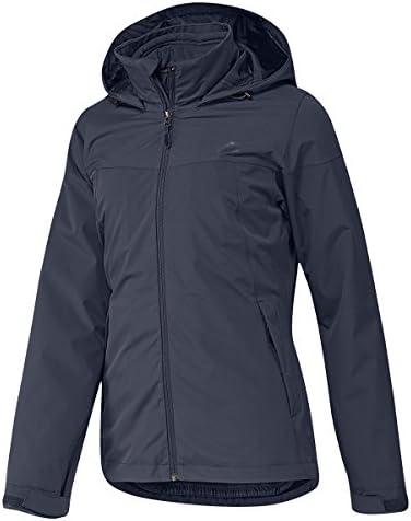 adidas Damen Outdoorjacke 3 in 1 Padded Wandertag: