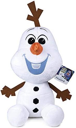 Grandi Giochi GG01298 - Olaf de Peluche (40 cm), diseño de Frozen2 ...