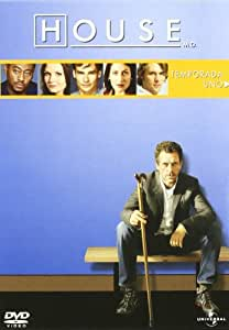 House (1ª temporada) [DVD]