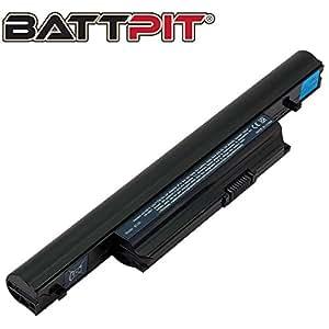 Battpit Bateria de repuesto para portátiles Acer Aspire 4820T-333G25Mn (4400mah / 48wh)