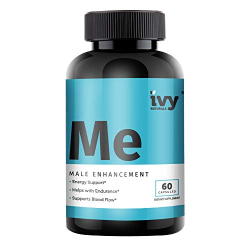Male Enhancement by Ivy Naturals || Impressive Male Growth || Blood Flow & Testosterone Booster || Satisfaction Guaranteed