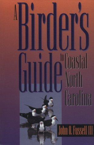 A Birder's Guide to Coastal North Carolina